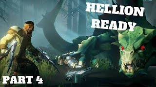 HELLION READY - DAUNTLESS PART 4 (PC) Live Stream and More
