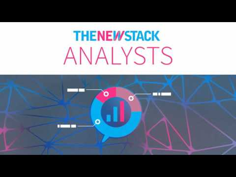 The New Stack Analysts, Show 83: For HPE, Cloud is Core (Part 1 of 2)