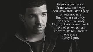 Drake-one dance feat. kyla and wizkid (Lyrics) the best song by drake