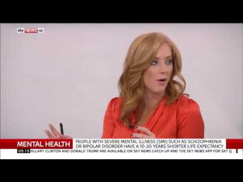 Andrew Gordon: Living with schizophrenia