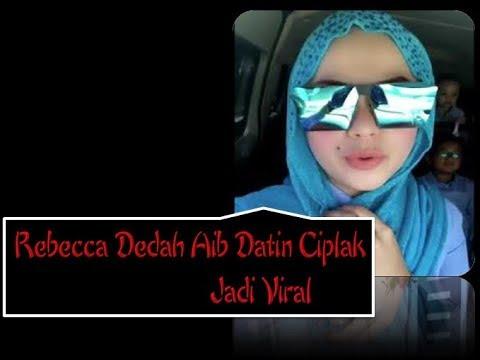 Datin Rebecca Al Islam Dedah Aib Datin Ciplak Jadi Viral