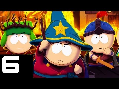 [Part 6] STORY ONLY: South Park: The Stick of Truth Gameplay Walkthrough (PC, Xbox 360, PS3)