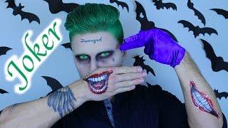 Joker Suicide Squad | makeup tutorial