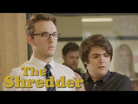The Shredder - JACK AND DEAN
