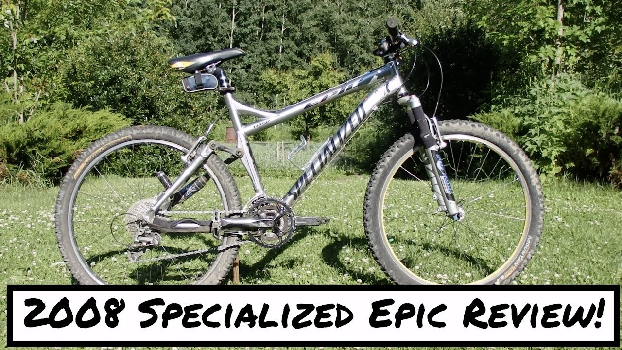 03edf6782a6 2008 Specialized Epic Comp Review! - YouTube
