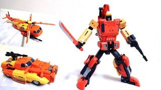 Unique Toys Y-03 Sworder wotafa's review