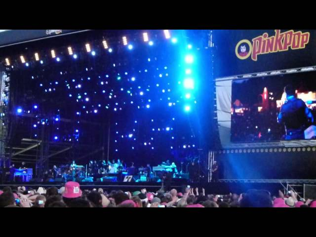 Pinkpop 2012 - Bruce Springsteen - The River