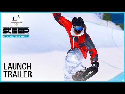 Steep: Road to the Olympics: Launch Trailer | Ubisoft [US]