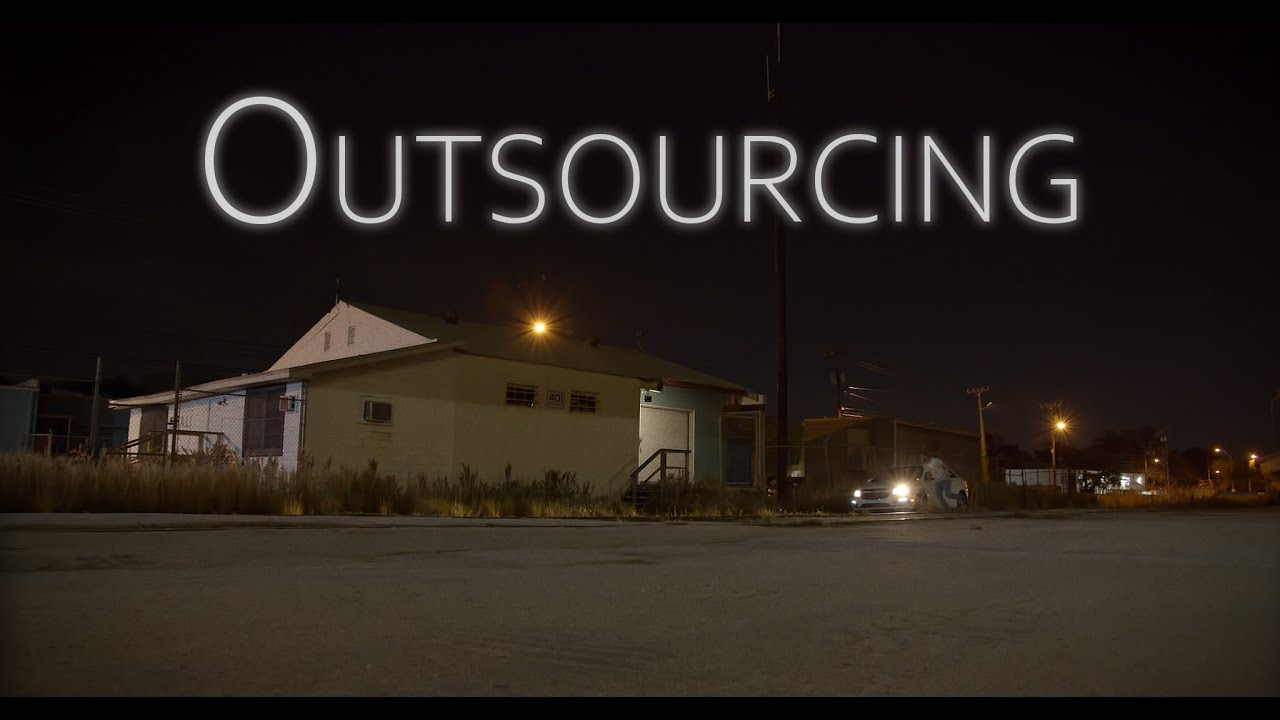 Outsourcing | My RØDE Reel 2020
