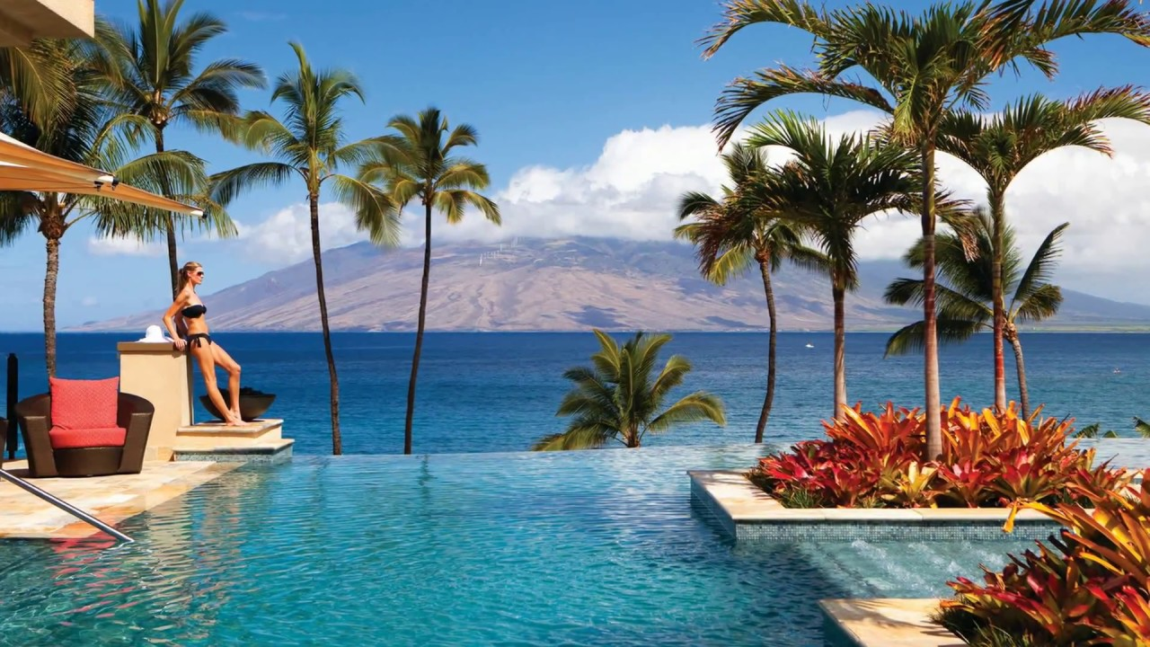 Maui Hawaii Travel The Most Beautiful Scenery In Maui Must See Attractions Youtube
