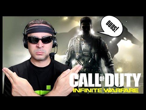 Έριξα Χειροβομβίδα Στην Ομάδα Μου.. λολ (COD: Infinite Warfare)