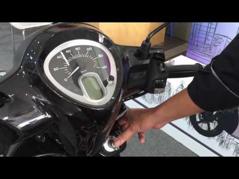 Cách Sử Dụng Chìa Khoá Thông Minh Yamaha NVX&JANUS
