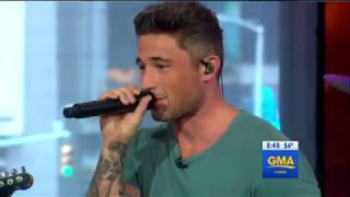 One That Got Away - Michael Ray performs his latest hit on LIVE GMA 4/6/2018