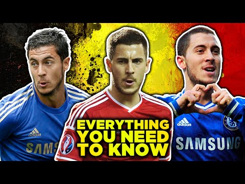 Eden Hazard | Everything You Need To Know