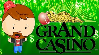 Slot Machine BONUSES At GRAND CASINO!