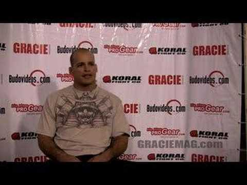 World 2008: Roger Gracie and Xande Ribeiro Interview