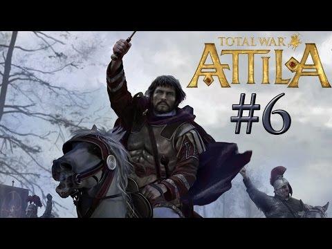 Total War: Attila - The Last Roman - Dawn Raid