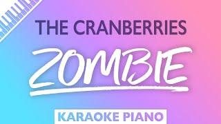 The Cranberries - Zombie (Karaoke Piano)