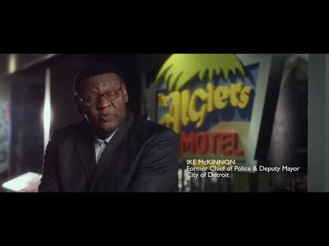 """Detroit"" Movie Public Service Trailer - Feat. Ike McKinnon for Detroit Historical Society"