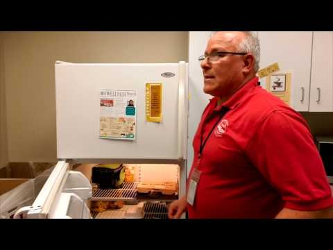 Richmond City Health District discusses food safety for the home