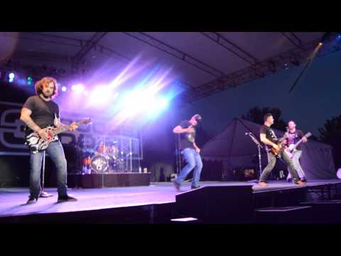 Us and the Night Part 2- 3 Doors Down Live at Celebrate Fairfax 6/6/15 (HD)