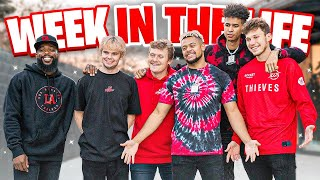 A Week in the Life of 2HYPE Joining 100 Thieves!