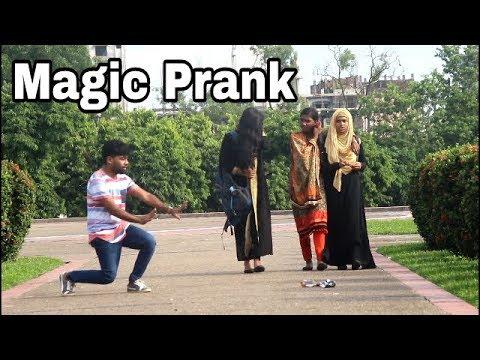 super power prank [ম্যাজিক প্রান্ক] sharif chowdhury
