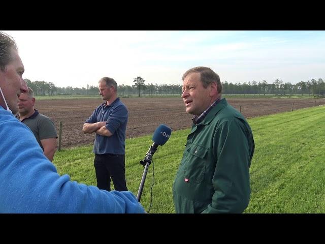 'Onze boeren vonden de oplossing voor de droogte'