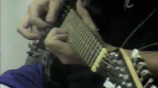 Joe Satriani Cover - Cryin'