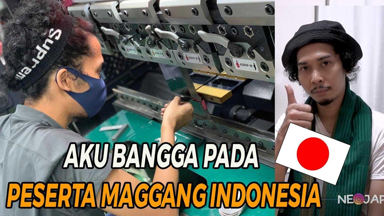 PEKERJA INDONESIA LEBIH TANGGUH DARI PEKERJA JEPANG ! SALUT !
