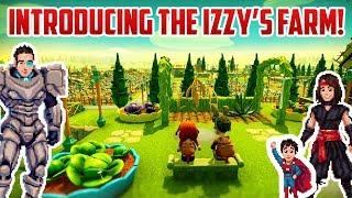 Baixar OUR NEW IZZY'S FARM!   Farm Together