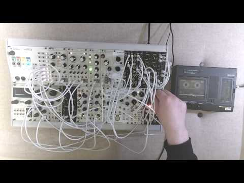 Everything Ends Here (Alessandro Cortini) // Eurorack, Rings, Mangrove, Bermuda, Plaits, Hermod