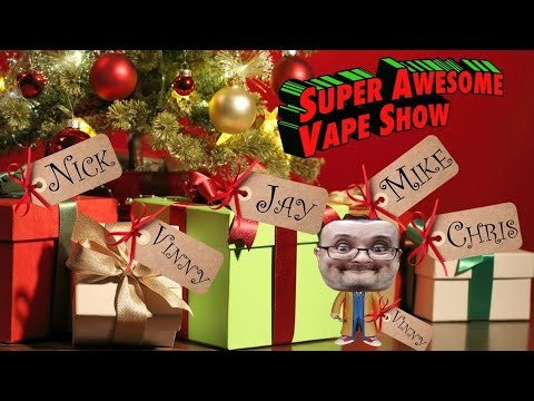 Super Awesome Vape Show ep 13 | lets vape champ with VAPING WITH VIC