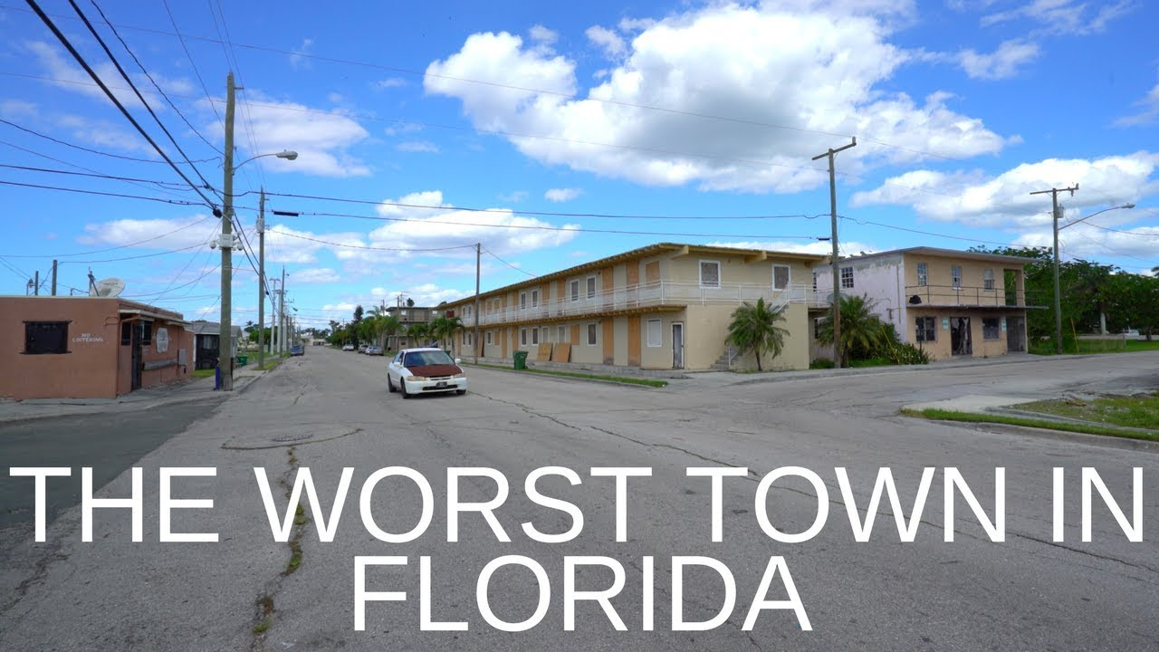 pahokee the worst town in florida youtube