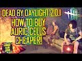 Dead By Daylight 2.0.1 How To Buy Auric Cells For Cheap *2018* *VPN METHOD* *EASY*