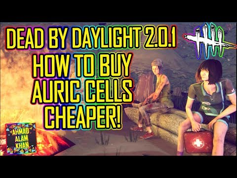 dead by daylight auric cells price