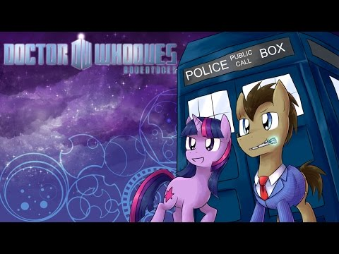 Let's Talk About: Doctor Whooves Adventures - A Review