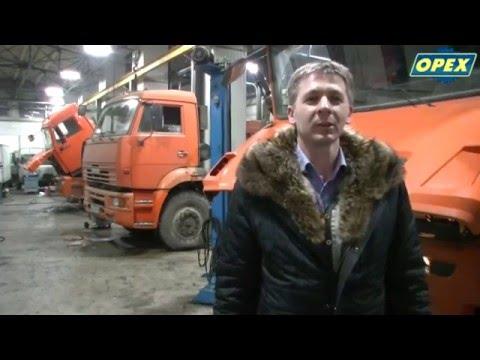 Автосервис по ремонту грузовой отечественной и импортной коммерческой техники. ЗАО ОРЕХ .