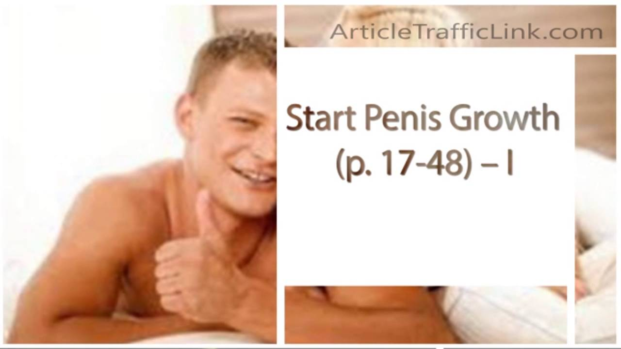 truth behind penis enlargement