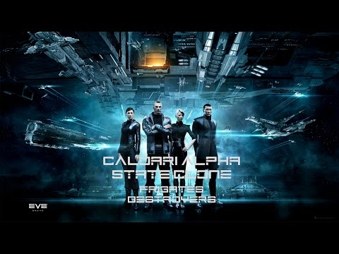 Caldari Alpha Clone - PvP Fittings - Frigates and Destroyers - EVE Online