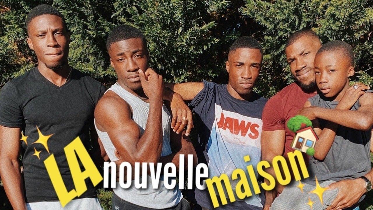 Edward et ses Frères: LA NOUVELLE MAISON !