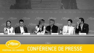 MONEY MONSTER - Press Conference - EV - Cannes 2016
