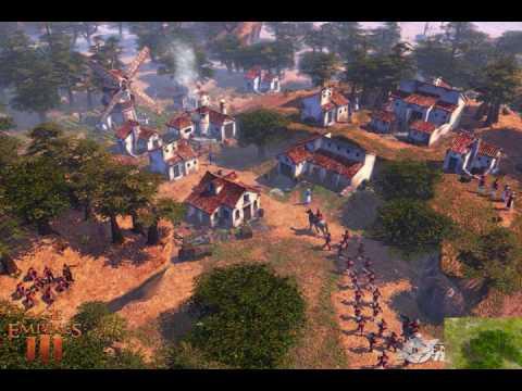 Age of Empires III Soundtrack-Major RewriteGeneral Chunks