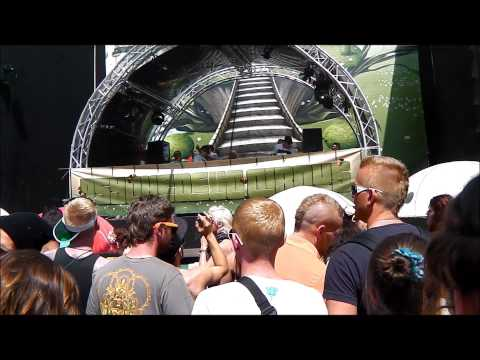 Psychedelic Circus 2013 - FABIO AND MOON (Full HD) By BakuRecords.com