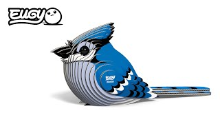 How to build: 067 Blue Jay