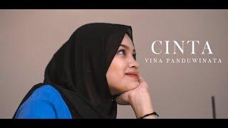 Cinta - Vina Panduwinata cover by Syarifahintan