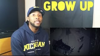King Lil G - Grow Up ( Official Video ) Reaction!!