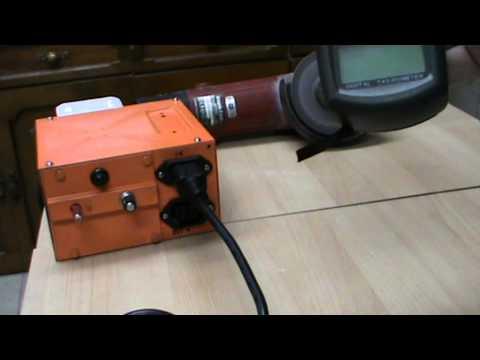 Μειωτήρας στροφών από παλιά ηλεκτρική σκούπα
