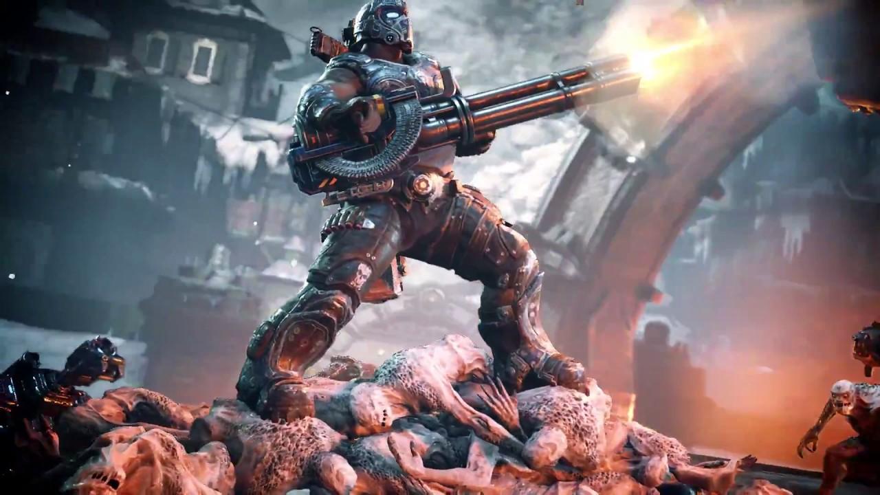 Gears Of War 4 Wwwpixsharkcom Images Galleries With