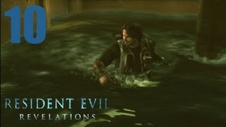 Resident Evil Revelations Walkthrough (ITA)-10- Idrofobia